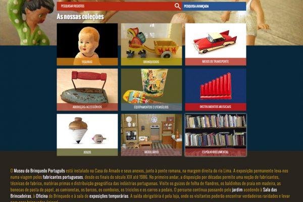 Museo screenshot